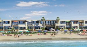 Beachfront, 17-condo complex underway in Oceanside