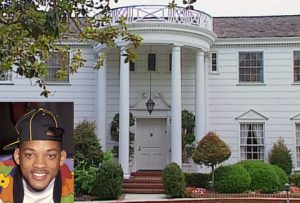 Fresh Prince's Bel Air Mansion (That's Not in Bel Air)