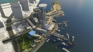 New plans for Seaport Village unveiled