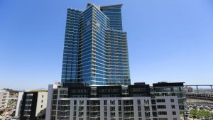 Downtown San Diego's biggest-ever apartment complex set to open