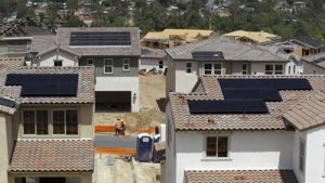 New rule would require solar to be installed on all new homes in California