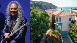 Metallica's Kirk Hammett Shreds $1.1M Off Price of San Francisco Mansion
