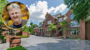 Larry Bird Selling His  Indianapolis Estate for $2.35M