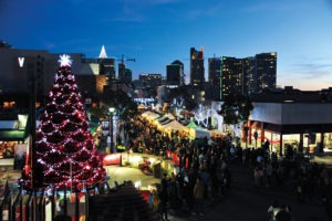 Little Italy Tree Lighting & Christmas Village