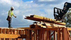 Permits for New-Home Construction Hit Post-Recession Record High in October