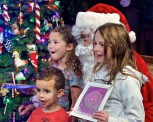 Christmas Events Where Kids Can Get a Photo with Santa Claus