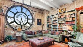 Very Rare: Brooklyn's Clock Tower Penthouse